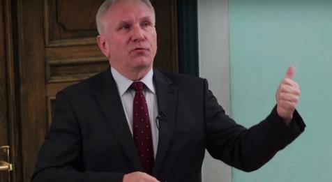 Wykład Dariusza Kierskiego
