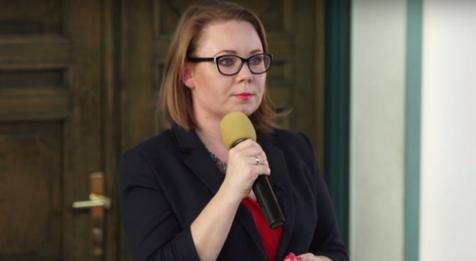 Wykład Agnieszki Wiśniewskiej